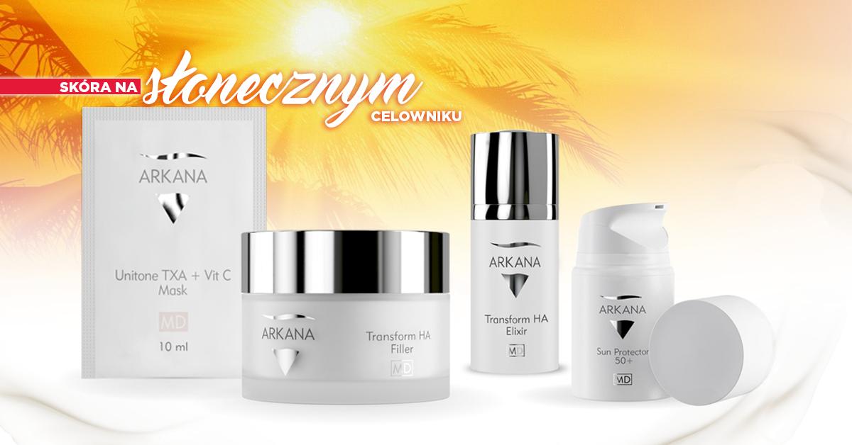Twoja skóra na słonecznym… celowniku!
