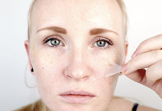 Domowy peeling do twarzy - jaki i jak często go robić?