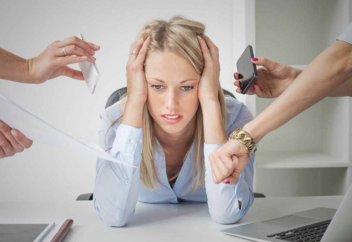 Jak stres wpływa na Twoją skórę?