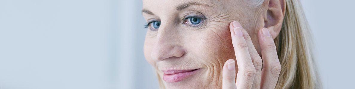 Utrata elastyczności skóry
