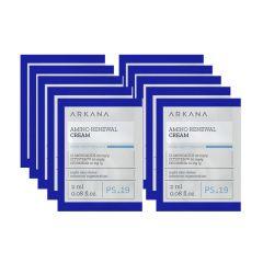 Bioodnawiający krem z aminokwasami 2 ml x 10 saszetek