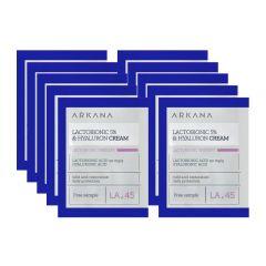 Krem z 5% kwasem laktobionowym i hialuronowym 1,5 ml x 10 saszetek