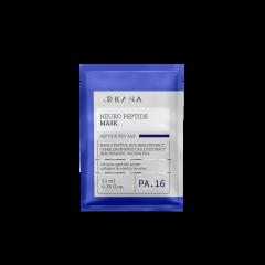 Neuropeptydowa maska z  efektem mezobotoksu