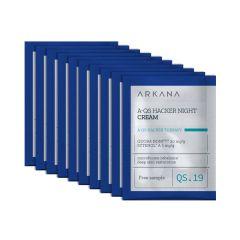 Krem na noc regulujący mikrobion skóry 1,5 ml x 10 saszetek
