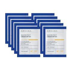 Krem ochronny z filtrem SPF 50 nowa formuła 2 ml x 10 saszetek